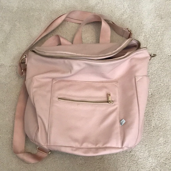 a11c19e71e Fawn Design Handbags - Fawn Design Blush Diaper Bag